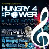 NOIR PROMOTIONS is HUNGRY FOR THE POWER Mixed by DJ Skanka G