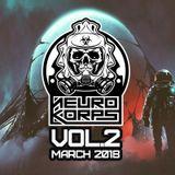 [NEUROKORPS] Neurofunk Mix Vol.2 March 2018