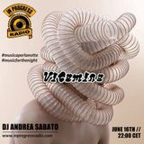 VITAMINA Dj Andrea Sabato on IN PROGRESS RADIO (Amsterdam) 16.06.19