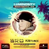 Kristina Sky LIVE at Luminosity Beach Festival 2018 (Pure Trance)