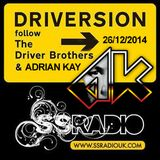 DRIVERSION Guest Mix 26/12/2014 www.ssradio.com