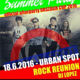 Rock Reunion - URBAN SPOT live