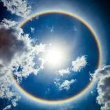 Rainbow and  The Sun