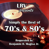 SIMPLY THE BEST OF 70'S & 80'S