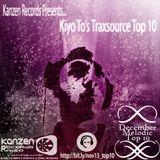 Kiyo To - Traxsource Melodic December Top 10