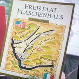 Der Freistaat Flaschenhals entsteht (am 10.01.1919)