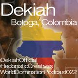 Dekiah - Hedonistic Creatives Mix 022