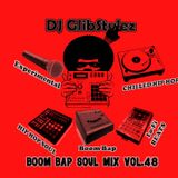 DJ GlibStylez - Boom Bap Soul Mix Vol.48 (Chilled Hip Hop Soul & Lo-Fi Beats)