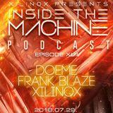 Xilinox Presents : Inside The Machine Podcast doeme  Episode 43