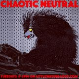 Chaotic Neutral w/ Django Voris - Jazz From The Future Special - 10/18/16 - littlewaterradio.com
