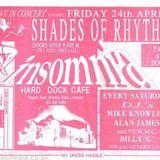 Shades of Rhythm  Live PA at Fantazia
