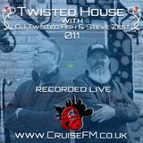 #TwistedHouse 11 on @Cruise_FM with special guest @SteveZest