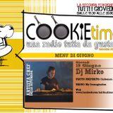 Cookie Time e Mattia Garra sono pronti a cucinare DJ Mirko, Artista Chef del giorno su TRS Radio!