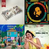 Movimientos show: 10/12/14 - Latin Albums of the Year w/ Calle13, Done Onete, Sunlightsquare