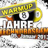 8 Jahre Technobase WarumUp