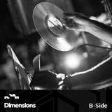 Papa B : IOM B Side x Dimensions
