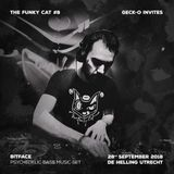 bitface @ The Funky Cat #8 (Psychedelic Bass Music Set) [2018-09-28]