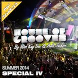 House Of Grooves Radio Show - S04E33