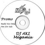 DJ AKI New Year Megamix 2018