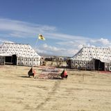 Burning Man 2014, Camp Ibiza. Dj Giovanny Aparicio (Session Pt I)