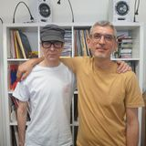 Tim Lawrence with Justin Strauss // 12-07-19