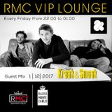 Guest DJ Mix for Radio Monte Carlo VIP Lounge, December 1, 2017