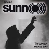 Turbulence - Spéciale Sunn O))) - 03/03/2014