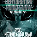 Popperman &Peppe - Dehydration Radio Show AUGUST.2014  Closing