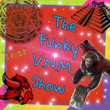 ROCKET RADIO - The Funky V.N.M. Show - 5SK 5V 5M - July 2019 LIVE