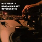 NGE SELEKTA - RAGGA DNB SET - OCT.2018