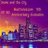 Decks and the City 002 l Beattunes.com 4th Anniversary March 2012 Exclusive