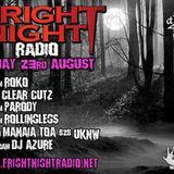 Clear-Cutz on Frightnightradio 23-8-19.