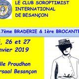 La Midinale d'Eléonore Oosterlinck - Edith Meusy du club Soroptimist International de Besançon