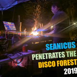 Seanicus - Penetrate the Disco Forest - 2019 - Full Moon