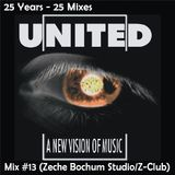 25 Mixes - Mix #13 (Zeche Bochum Studio/Z-Club V. 1)