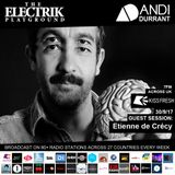 Electrik Playground 30/9/17 inc. Etienne De Crecy Guest Session