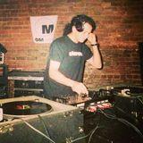 Mark Farina @ Yin Yang Cafe, Atlanta- October 14, 1996 (Mushroom Jazz set)