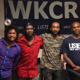 Raging Fyah & K Vibes - Footsteps of Reggae - Vaughn Allstar - WKCR