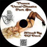 DJ Davo - Vocal Classics 6