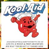 Kool-Aid Promo Mix :  Afrobeats - UK Rap - Funky - Grime - Bashment