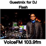 RnB Guest Mix For DJ Flash On Voice 103.9FM - @djintheorious
