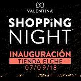 Sesión Pasarela Valentina Shopping Night