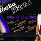Jona @ Siesta Fiesta - The Place Geel (28.07.2013)