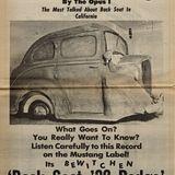 Back Seat '38 Dodge