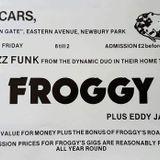 FROGGY LIVE AT OSCARS FRIDAY 5th FEBRUARY 1982