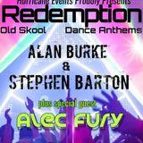 REDEMPTION LIVE! 24.08.2019 Alec Fury, Stephen Barton, Alan Burke feat MC Conduct