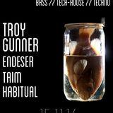 Endeser @ Animaux presents Troy Gunner