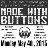 ASStronauts: LIVE at MADE WITH BUTTONS