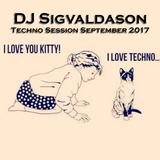Techno Session September 2017