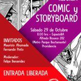 Mesa Redonda Comic y Storyboard